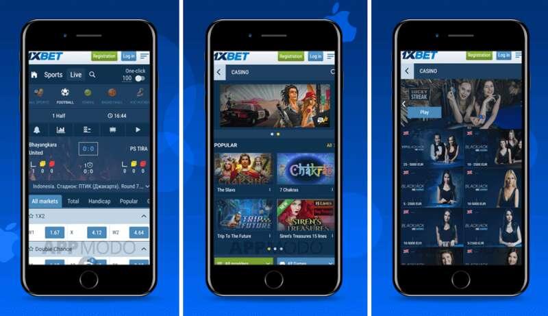 มอบประสบการณ์ที่ดีในการเดิมพันผ่าน 1XBET Mobile