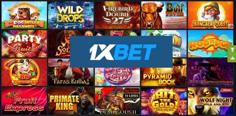 1XBET Slot ปั่นง่ายได้เงินจริงทดลองเดิมพันได้แล้ววันนี้