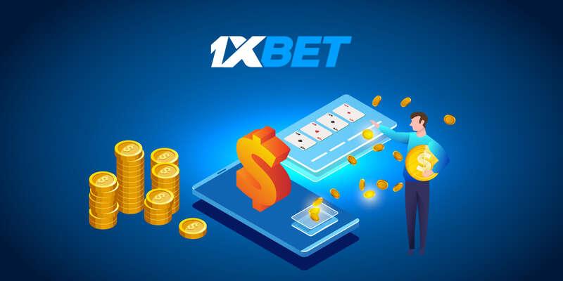 ถอนเงินจาก 1XBET อำนวยความสะดวกให้สมาชิกทุกรูปแบบ